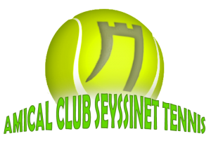 Logo Tennis Club de Seyssinet